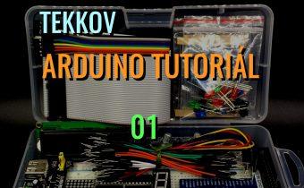 Tekkov Arduino Tutoriál 01 – predstavenie Arduina