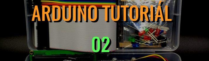 Tekkov Arduino Tutoriál 02 – prvý projekt