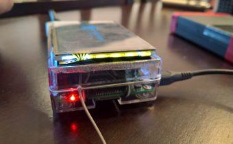 Jardov SDR scanner na Raspberry Pi