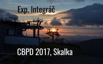 Exp. Integráč na Skalke – Slovenský CB Poľný deň 2017