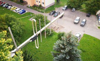 Ďaľšia UHF anténa na testovanie – 20€ z Bazošu