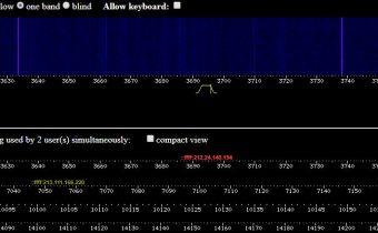 Využitie verejných internetových SDR staníc