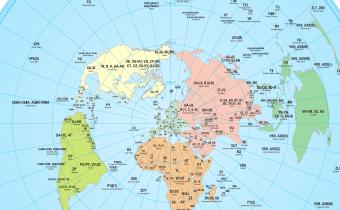 DX mapa