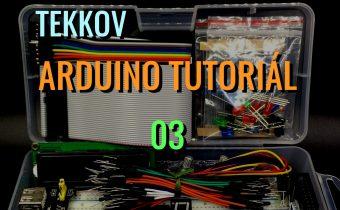 Tekkov Arduino tutoriál 03 – Serial port a základná matika