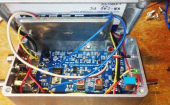 Transvertor z 433MHz na 28MHz pre HF stanice