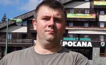 Éter bez hraníc 2018, Hurikánov CB portejbl na Poľane.