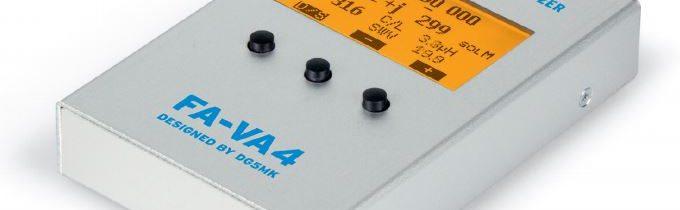 Vektorový analyzátor FA-VA4